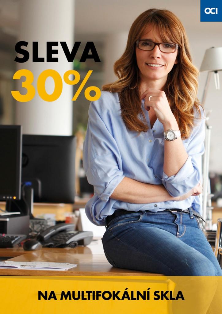 Nabídka brýlí pro řidiče a samozabarvovacích a multifokálních skel se  slevou 30 % 1c74f7ed5af